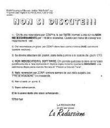 """La leggenda narra che queste Regole furono scritte da Marco Auletta durante la """"dittatura"""" di Bonaventura """"BDB"""" Di Bello o Stefano Gallarini…"""