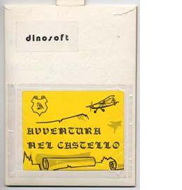 L'originale, rarissimo package della prima edizione, venduta solo in un negozio di Brescia nell'82. Realizzata con i trasferibili Letraset da Enrico e Chiara
