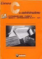 Corso di C (1990, G.E.Jackson), scritto da Enrico