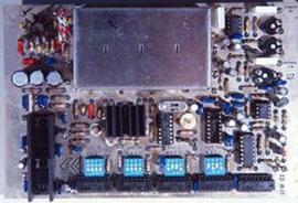 Uno dei progetti elettronici di Enrico negli anni '70: un modulatore a controllo digitale per stazioni radio FM