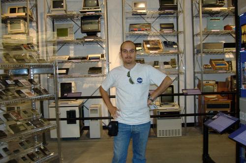 Fabrizio Farenga al Computer History Museum