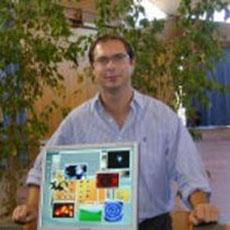 """Nel 2007 Paolo ha segnato il """"debutto"""" di AROS alla manifestazione Pianeta Amiga. Era la prima presentazione ufficiale in Italia."""