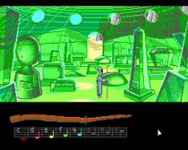 La città degli smeraldi della gilda dei vetrai - clicca per vedere l'immagine ingrandita